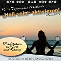 Heil sein aktivieren! (Meditation in Wort und Klang) Hörbuch von Ricardo M. Gesprochen von: Ricardo M.