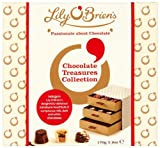 Lily O'Brien's Chocolate Treasures Collection Assorted Collection of Miniature Milk Dark and White Chocolate Recipes