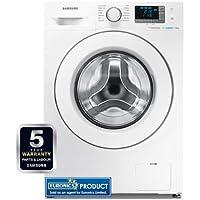 Samsung WF70F5E3W4W 1400rpm EcobubbleTM Washing Machine 7kg Load A+++ Whit