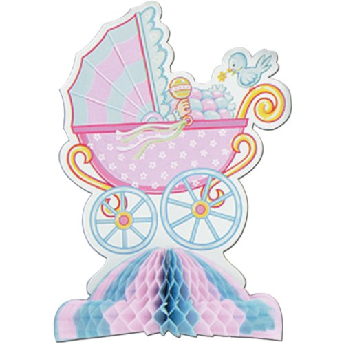 Baby Shower Centerpiece Party Accessory (1 count) (1/Pkg) - 1