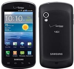 Samsung Stratosphere I405 4G LTE Verizon CDMA Android Slider Phone - Black