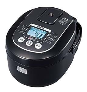 タイガー 炊飯器 土鍋IH 「炊きたて」 5.5合 ブラック JKN-R100-K