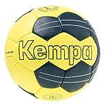Kempa Ball LEO BASIC PROFILE, gelb/petrol, 1, 200187501