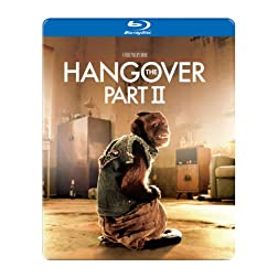 The Hangover Part II (SteelBook Packaging) [Blu-ray]