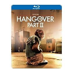 The Hangover Part II (SteelBook Packaging) [Blu-ray]