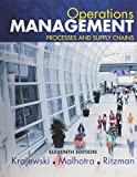 img - for Operations Management: Processes and Supply Chains Plus MyOMLab with Pearson eText -- Access Card Package (11th Edition) book / textbook / text book