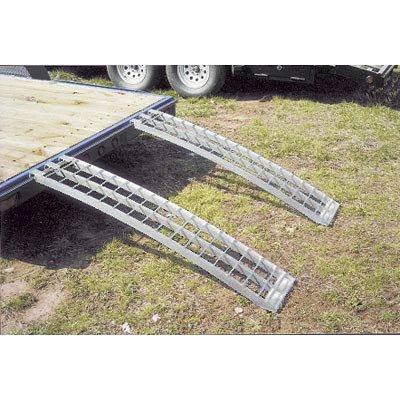 Five Star Loading Ramp Set - 60in.L x 16in.W, 10,000-Lb. Capacity