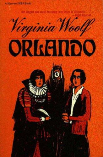 Virginia Woolf - Orlando (Italian Edition)