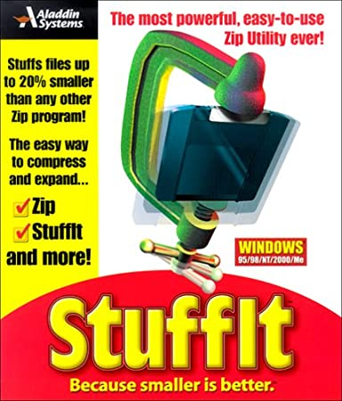 StuffIt Windows 5.5
