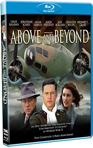 Above and Beyond - Blu-ray - Complete Two Part Miniseries