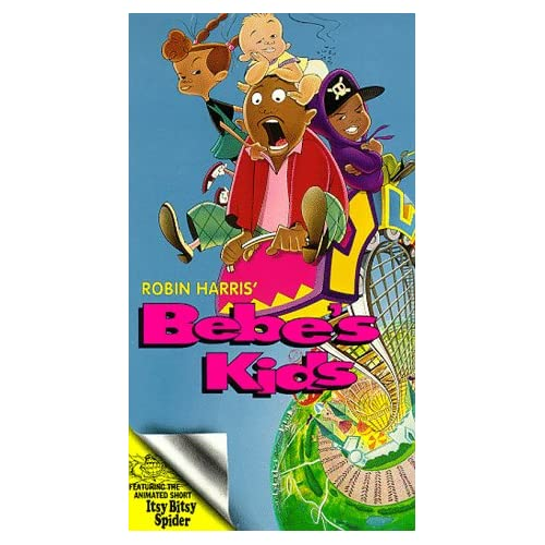 Amazon.com: Bebe's Kids [VHS]: Faizon Love, Robin Harris, Vanessa Bell ...