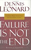 img - for Failure is Not the End book / textbook / text book