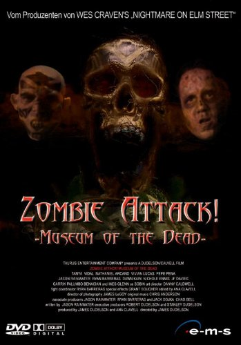 Zombie Attack! - Museum of the Dead