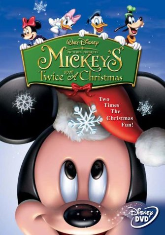 Mickey's Twice Upon A Christmas [DVD]