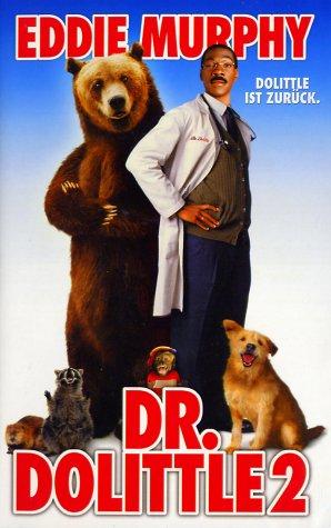 Dr. Dolittle 2 [VHS]