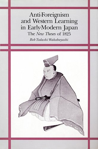 Anti-Foreignism and Western Learning in Early Modern...