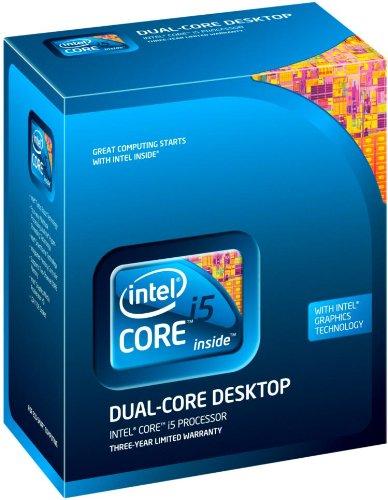 Intel Core I5 Processor I5-670 3.46Ghz 4Mb Lga1156 Cpu Bx80616I5670