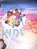 img - for Courageous Kids Stepping Out for Jesus KJV Version Very Exciting Bible School book / textbook / text book