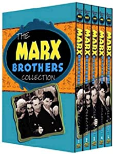 The Marx Brothers Collection (NTSC) [DVD]