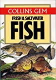 img - for Gem Guide to Fresh and Salt Water Fish (Collins Gems) book / textbook / text book