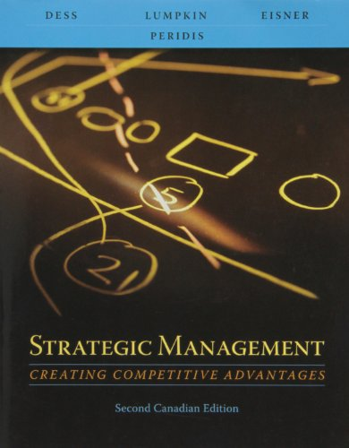 strategic management creating competitive advantages Strategic management - creating competitive advantages - 3rd canadian editionpdf 6 torrent download locations monovaorg strategic management - creating competitive advantages - 3rd canadian editionpdf books.