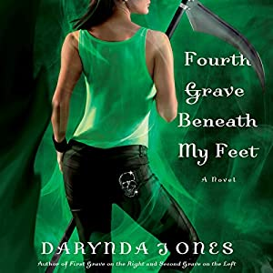 Fourth Grave Beneath My Feet Audiobook