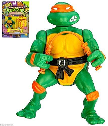 Teenage Mutant Ninja Turtles Classic Collection Michelangelo Action Figure NIP (Ninja Turtles Action Figures 1988 compare prices)
