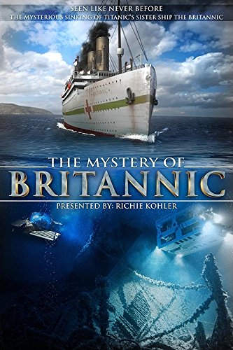 DVD : Mystery Of Britannic