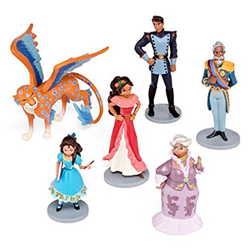 Disney Collection Elena of Avalor Figurine Set