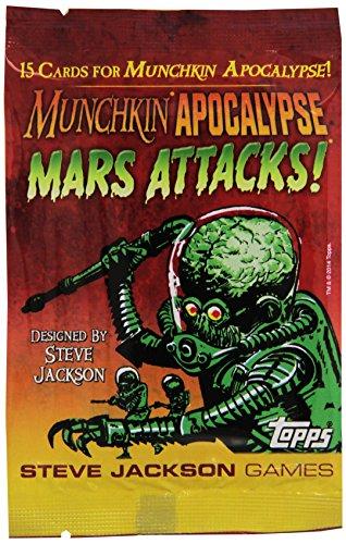 Munchkin Apocalypse Mars Attacks - 1