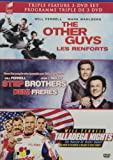 Other Guys, the / Step Brothers / Talladega Nights: The Ballad of Ricky Bobby - Set Bilingual