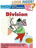 Grade 4 Division (Kumon Math Workbooks)
