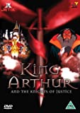 King Arthur And The Knights Of Justice: Volume 1 [DVD]