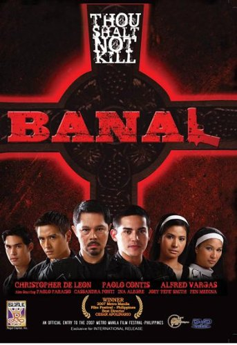 new banal philippines filipino tagalog dvd movie 2008
