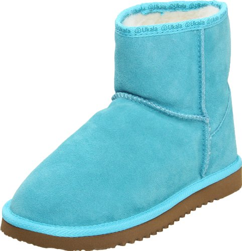 Ukala Women's Sydney Mini Ankle Boot,Aqua,10 M US