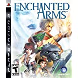 Enchanted Arms - Playstation 3 ~ UBI Soft