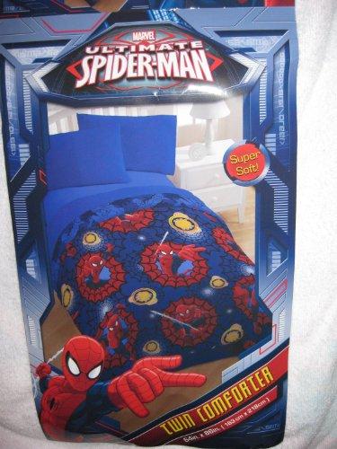 Spiderman Bedding Set 4279 front