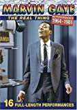 echange, troc Marvin Gaye - Real Thing: In Performance 1964-1981 [Import USA Zone 1]