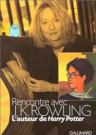 Rencontre avec jk rowling
