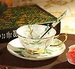 Zuwit Gift Boxed Fine Bone China Cup...