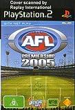 AFL Premiership 2005 (PAL) Playstation 2 (PS2)