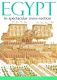 Egypt: In Spectacular Cross-Section (0199111774) by Biesty, Stephen