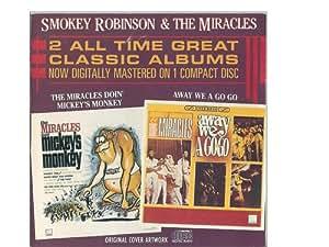 The Miracles Mickeys Monkey