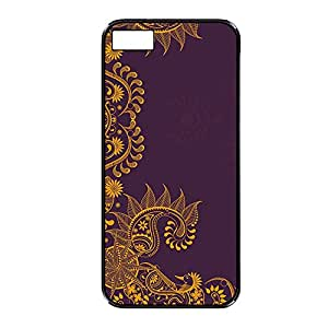 Vibhar printed case back cover for BlackBerry Z10 goldpurpleside