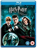 Harry Potter and the Order of the Phoenix [Blu-ray] [2007] [Region Free]