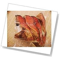 村上塩引き鮭カマ (500g 真空パック包装) 1個