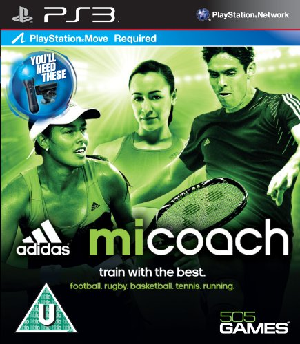 Games Adidas MI Coach  Move Required