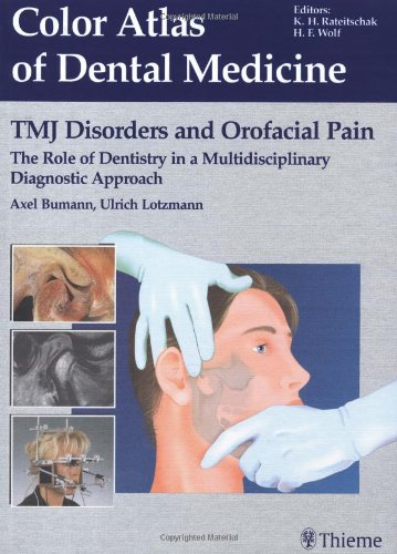 TMJ Disorders and Orofacial Pain. Color Atlas of Dental Medicine