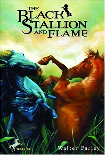 The Black Stallion and Flame cover image