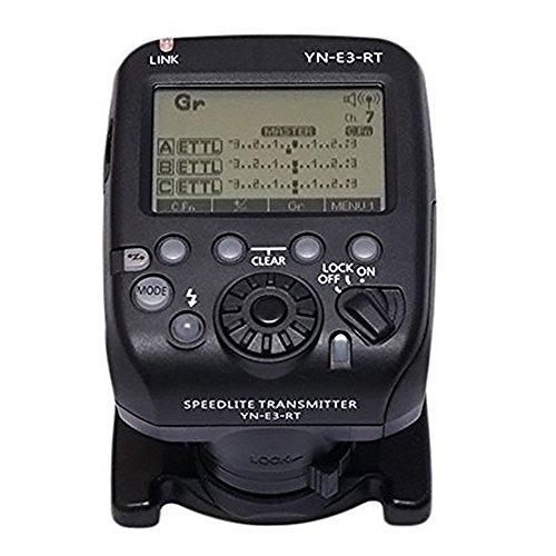 Yongnuo E-TTL YN-E3-RT Wireless Remote Flash Controller For YN-E3-RX/YN600EX-RT.